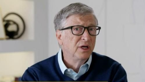"VIDEO. Vaccin contre le Covid-19:  ""Je suis inquiet de toutes ces fake news"", s'alarme Bill Gates"