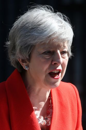 Theresa May: un mauvais casting pour une mission impossible