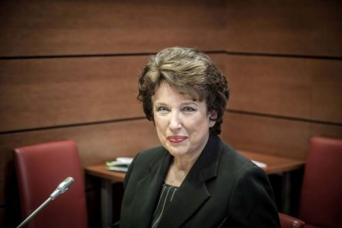 Roselyne Bachelot, au chevet de la culture