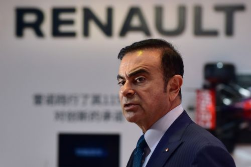"Arrestation Carlos Ghosn: Renault Sport Racing n'a ""aucun commentaire à faire"""