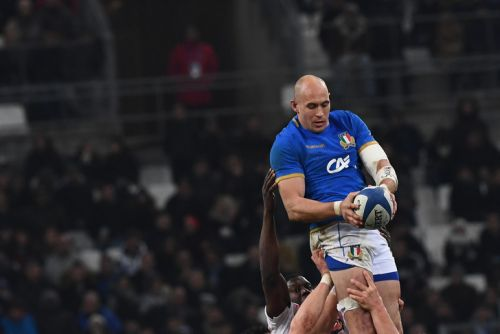 Six Nations: l'Italie sans Parisse contre l'Irlande