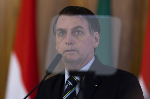 Bolsonaro à Washington pour sceller l'alliance avec Trump