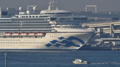 "Coronavirus Covid-19:  ce que l'on sait de la quarantaine sur le ""Diamond Princess"""