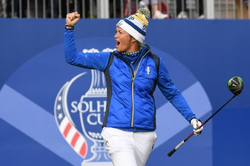 Golf: l'Europe bat les Etats-Unis au finish et remporte la Solheim Cup