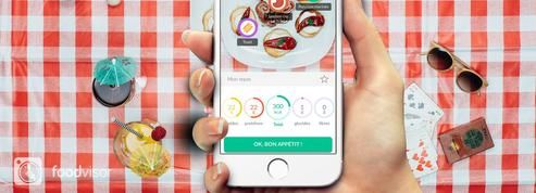 Foodvisor:  le shazam de la nutrition lève un million d'euros