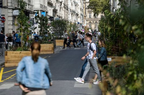 Paris, Grenoble ou Lyon, fers de lance de la lutte contre la pollution automobile