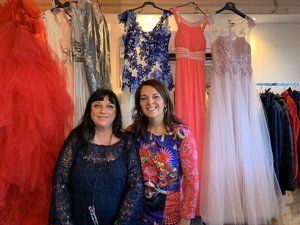 """Une robe """"made in Frontignan"""" pour Miss Languedoc"""