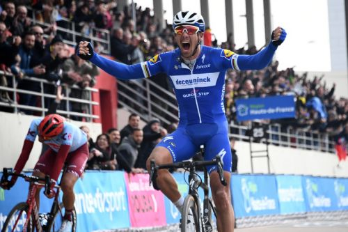 Tour de France: la formation Deceuninck sans Philippe Gilbert