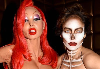 Halloween:  15 maquillages de stars à copier