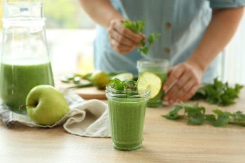 "Minceur:  comment faire un ""green smoothie"" ?"