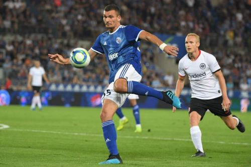 Ligue Europa: Strasbourg en ballottage favorable