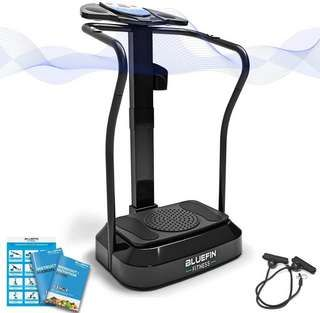 Bon plan Amazon:  la plateforme vibrante Bluefin Fitness est en promotion !