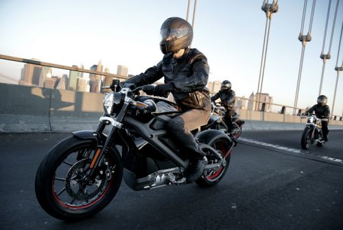 Harley-Davidson suspend la production de sa moto électrique