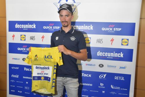 Tour de France: Alaphilippe, chassez le naturel