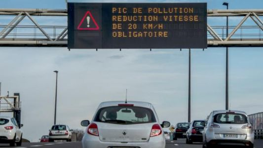 Canicule:  la pollution bouleverse la circulation