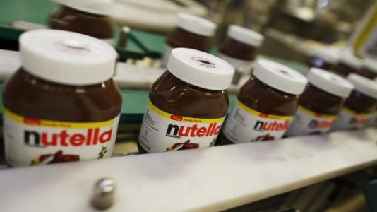 Nutella:  la plus grosse usine au monde suspend sa production