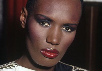 Un visage, une époque:  Grace Jones, l'androgyne rebelle