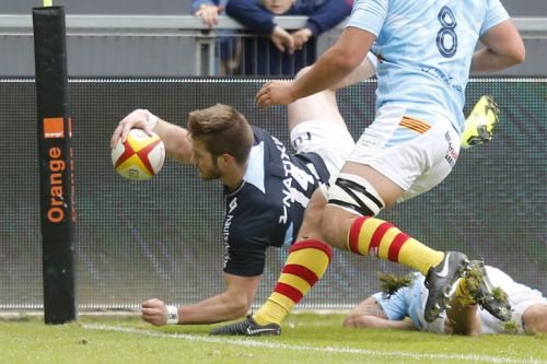 Top 14: balade catalane pour le Racing 92