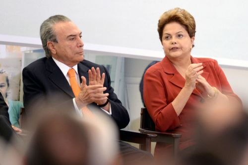 "Brésil: Temer qualifie la destitution de Rousseff de ""putsch"""