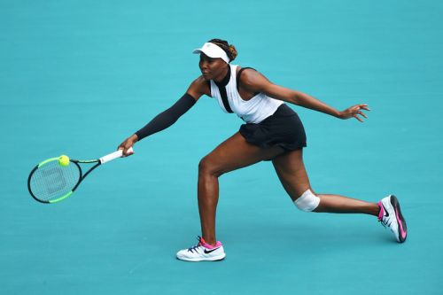 Tennis: Venus Williams fonce au 3e tour à Miami
