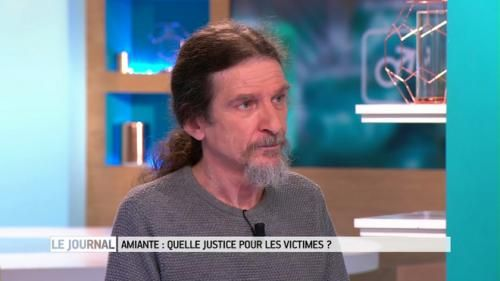"Amiante:  ""en France, on ne veut pas condamner les décideurs"""