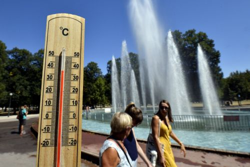 Canicule : 45 départements en alerte orange