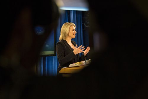Heather Nauert, une ascension fulgurante de Fox News à l'ONU